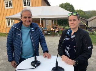 Nattradio fra hageparty