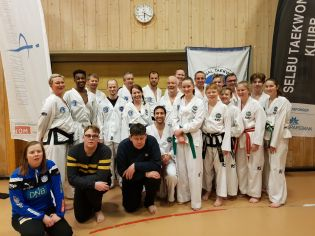 Taekwon-Do for alle