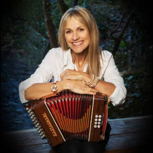Sharon Shannon til Nidaros Blues