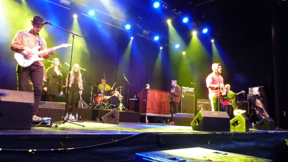 Tydalsfestivalen 2016 - Seed and the Movement