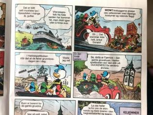 Donald Duck & Co i Hessdalen
